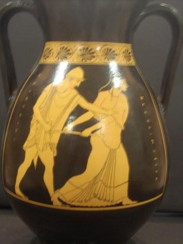 Ancient Greek Mythology Background CLASSICAL GREEK POTTER...